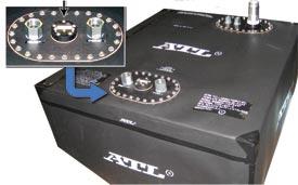 ATL Fuel Cell with Livorsi sender