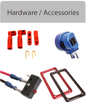 Livorsi Control hardware and accessories