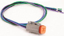 DCH Harness connector required