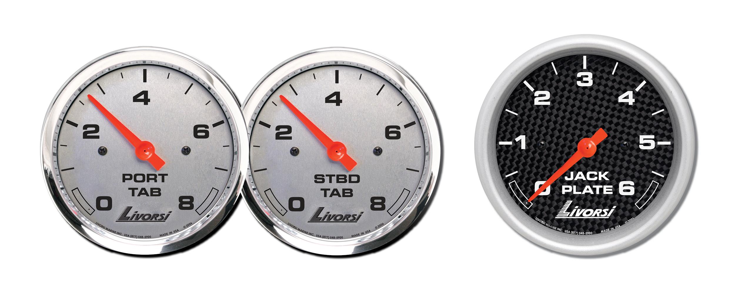 jack plate etc gauge livorsi marine, inc jack plate, tabs & drives gauge  at gsmx.co