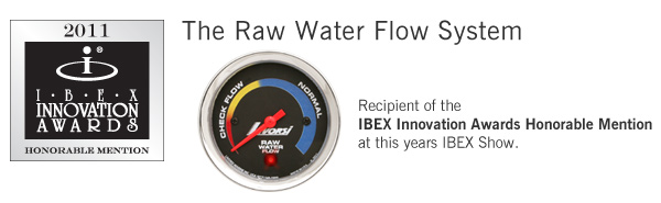 Water Flow IBEX Innovation Awards Honorable Mention