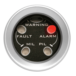 Vantage View Fault Warning Gauge