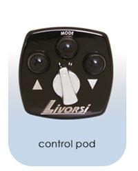 Vantage View control pod