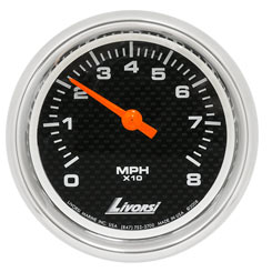 Vantage View Speedometers