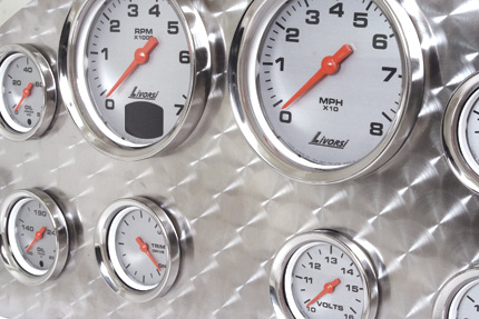 Vantage View Gauges