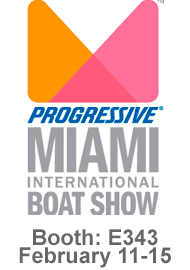 MIAMI INTERNATIONAL BOAT SHOW 2016 BOOTH E343