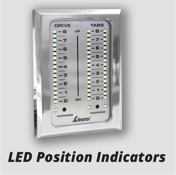 LED Position Indicator