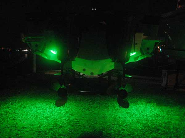 livorsi marine, inc. - underwater led lights for your boat or dock, Reel Combo