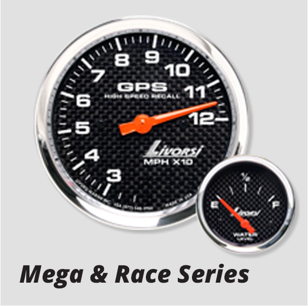MEGA AND RACE SERIES